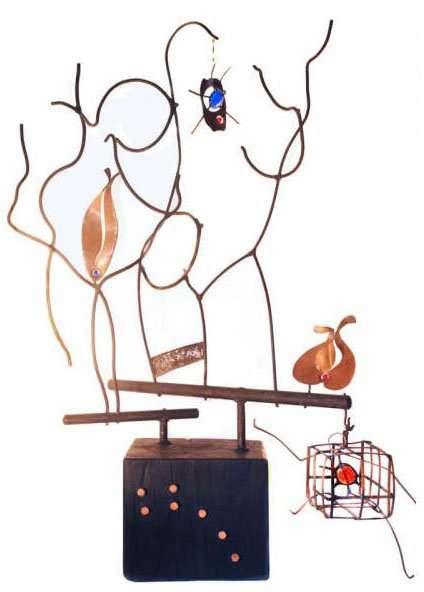 escultura mujer sensual roberto escobar arango