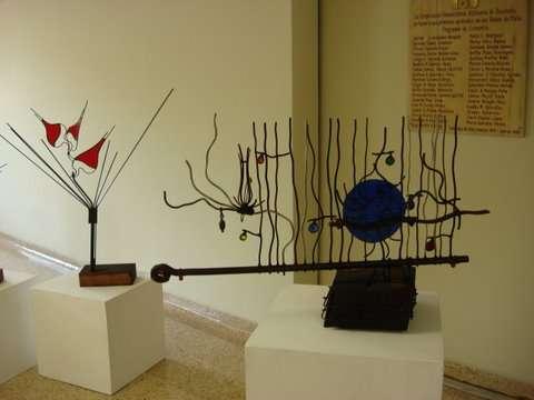exposiciones esculturas roberto escobar arango